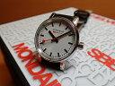 モンディーン 腕時計 エヴォ2 26mm ブラックレザー MSE.26110.LB優美堂のモンディーンはメーカー保証つきの正規商品です。