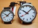 モンディーン ペアウォッチ 腕時計 クラシック ピュア 40mm A660.30360.16OM と 30mm A658.30323.16OM優美堂のモンディーンはメーカー..