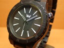 ウィーウッド WEWOOD 腕時計 ウッド/木製 ASSUNT BLACK 9818097 メンズ 【正規輸入品】