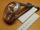 グリモルディ腕時計 G.T.O. 交換用バンドつき 腕時計 メンズ GRIMOLDI Gran Tipo Ovale SSMTWH612PK1962年〜1964年にわずかに製造されたフェラーリ250GTOにオマージュした腕時計