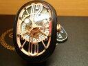 グリモルディ腕時計 G.T.O. 交換用バンドつき 腕時計 メンズ GRIMOLDI Gran Tipo Ovale BKMTBK612PK1962年〜1964年にわずかに製造されたフェラーリ250GTOにオマージュした腕時計