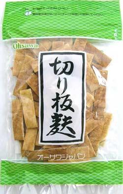 無添加麩・切り板麸 40g★北海道産小麦粉使用
