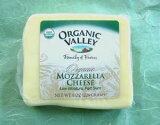 ●アメリカ農水省有機認定USDA無添加オーガニック モッツアレラチーズ 226g