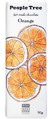チョコレート オレンジ パケット トレード