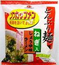 お得な箱買い送料無料どんぶり麺・ネギ入りしょうゆ味ラーメン・箱