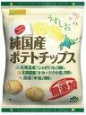 純国産ポテトチップス うすしお60g★国内産100 (北海道産)