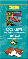 オーガニック ココスクリームチョコレート