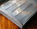 和食器 焼〆六寸箱皿 作家「荒木義隆」