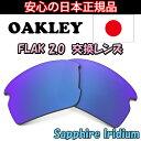 日本正規品 オークリー(OAKLEY)フラック 2.0 交換 レンズ FLAK 2.0 101-487-015 【交換レンズ】【レンズ単品】 【02P03Dec16】