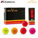 キャスコ KIRA STAR V(キラスター ブイ)ゴルフボ...
