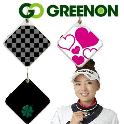 GREEN ON THE GOLF PENDANT グリーンオン ゴルフ ペンダント(GPSボイスナビ)