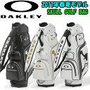 日本正規品 オークリー スカル ゴルフ キャディバッグ 11.0 921078 JP 【OAKLEY SKULL GOLF BAG 11.0】【2017年】【春夏】【921078JP】