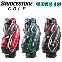 日本正規品 ブリヂストン ゴルフキャディバック 9.5型 CBG 610 【BRIDGESTONE】 【CBG610】
