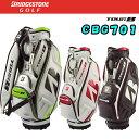 日本正規品 ブリヂストン プロレプリカモデル ゴルフキャディバック 9.5型 CBG 701 【BRIDGESTONE】 【CBG701】