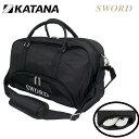 KATANA - 日本正規品 カタナ スウォード ボストンバッグ SWB-02 シューズ イン 機能付き【KATANA】【SWORD】【SWB02】【カタナゴルフ】