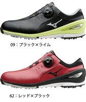 日本正規品ミズノネクスライト002ボアスパイクレスゴルフシューズNEXLITE002BOA【51GM1526】