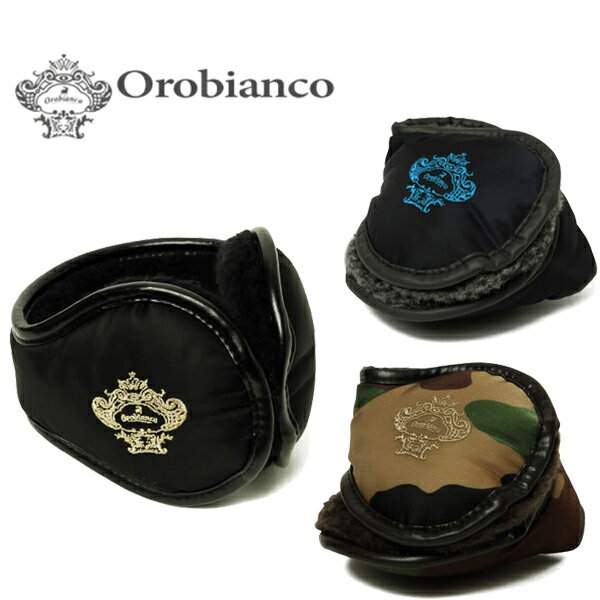 日本正規品 オロビアンコ イヤーマフラー EM33001 OROBIANCO EAR MUFFLER 【耳あて】