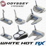 日本正規品 オデッセイ ホワイト ホット RX パター WHITE HOT RX SS2.0 スーパーストローク グリップ