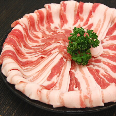 豚バラスライス(500g)