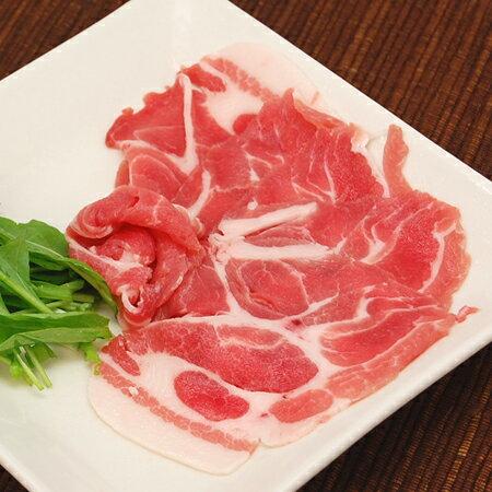 豚肩ローススライス(500g)豚肉 ぶた肉 ブタ肉 肩ロース 精肉(料理例)野菜炒め、冷し…...:yuuzen:10000557