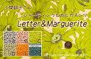 【小関鈴子さん 大きいマーガレットのお花模様♪】手芸 生地 有輪商店公式 YUWA シャーティング ビカビカチンツ Letter&Marguerite/SZ826318