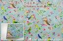 YUWA 有輪商店 生地 手芸 合成皮革(PVCレザー)/sobakasu-kids.森のスイーツパーティー /ネコポス不可/425819