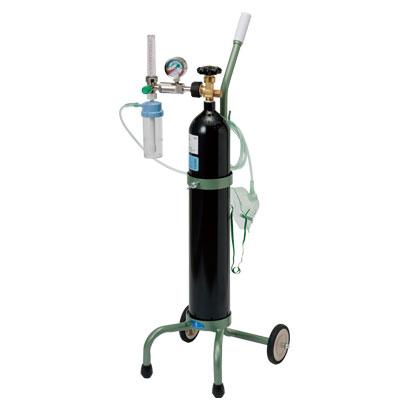 【送料無料】 酸素吸入器 オキシゲン5型 新鋭工業