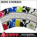 ショッピングマリメッコ マリメッコ ミニウニッコ カットクロス約70cm×50cm (フィンランド製) 002(ネイビー) [生地 布 北欧風 ファブリック MINI UNIKKO marimekko フ