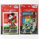 【ユザワヤ限定商品】シールとしても使える 『アイロン接着 ワッペン ディズニー ミッキーマウス ミニーマウス H 全2種』 YM-W