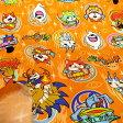○妖怪ウォッチ オックスプリント生地/G-5202-1B[キャラクター生地/布/男の子/女の子/入園入学]