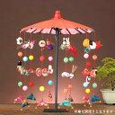 ★パナミ 都飾り 10本吊りタイプ/LH-65 [ちりめんキット/つるし飾り/ひなまつりキット]