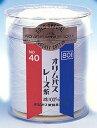 【レース糸スペシャル】■オリムパス レース糸 金票40番/100g 白(801)[編み物/手編み/レース編み]