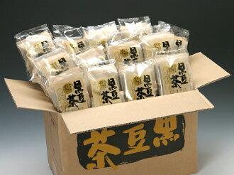 유 월 정 검은 콩 차 1 년 분 비 카페인 검정 콩 검은 콩 검은 콩 kuromame