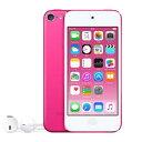 【エントリーでポイント5倍】アップル Apple iPod touch 第6世代 2015年モデル 32GB ピンク MKHQ2J/A