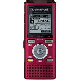 OLYMPUS 4GB ICレコーダー VoiceTrek V-822 RED レッド 【送料無料(沖縄県を除く)】【楽天あんしん延長保証(別途有料)対象】