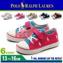 ポロ ラルフローレン キッズ スニーカー 靴 バル ハーバー キャップトゥ リピートトドラー 全6色(POLO RALPH LAUREN 991107 991108 991109 991110)ベビー・キッズ&ジュニア(子供用) 男の子 女の子 ギフト 子供靴 贈り物