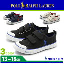 ポロ ラルフローレン POLO RALPH LAUREN スニーカー 靴 カーライル 3 EZ 全3色 (POLO RALPH LAUREN CARLISLE III EZ TODDLER 992618 992619 992662) ラルフ ポニー ホース 子供靴ベビー・キッズ&ジュニア(子供用)