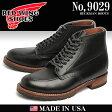 送料無料 レッドウィング RED WING ベックマン 9029 6インチ エンボス 黒 レッド・ウィング MADE IN USA (REDWING 9029 BECKMAN EMBOSSED BLACK) メンズ(男性用) ブーツ ブラック 9ホール クラシック アイリッシュセッター