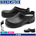 送料無料 ビルケンシュトック BIRKENSTOCK サンダル A640 ブラック [中間幅タイプ] (B