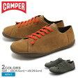 送料無料 カンペール(CAMPER) ペウ カミ 全2色(CAMPER 17665 122 124 PEU CAMI)メンズ(男性用) 靴 ローカット シューズ カジュアル スニーカー 天然皮革 レザー グレー ライトブラウン