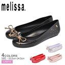 MELISSA メリッサ パンプス メリッサスイートラブ MELISSA SWEET LOVE 32848 レディース レイン サンダル バレエシューズ フラット パンプス リボン ぺたんこ 楽ちん 靴 黒 赤