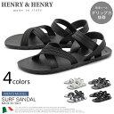 送料無料 イタリア製 ヘンリーヘンリー サーフ 全4色 (HENRY&HENRY SURF)メンズ(男性