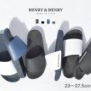 HENRY&HENRY ヘンリー&ヘンリー サンダル 全5色180メンズ レディース
