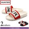 送料無料 ハンター ブーツ (HUNTER) スライド 全2色 (HUNTER BOOT UFD4016EVA SLIDE) メンズ(男性用) 兼 レディース(女性用) サンダル アウトドア スポーツサンダル