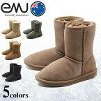 送料無料 エミュー 海外 正規品 ムートンブーツ スティンガー ロー 全17色 (EMU AUSTRALIA W10002 STINGER LO) レディース(女性用) エミュー ショート ブーツ シープスキン ぺたんこ
