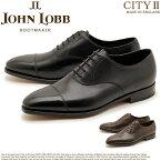 送料無料 ジョンロブ シティ 2 7000 JOHN LOBB CITY 2 キャップトゥ オックスフォードシューズ ブラック ダークブラウン 全2色 JOHNLOBB CITY2 7000 BLACK DARK BROWN OXFORD SHOES メンズ(男性用) 20P30May15