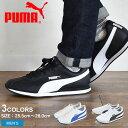 プーマ TURIN II PUMA スニーカー メンズ ブラ...