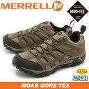 送料無料 メレル MERRELL スニーカー モアブ ゴアテックス ワイドワイズ キャンティーン×ボアMOAB GORE-TEX WIDE WIDTH J65271W 靴 アウトドア シューズ メンズ(男性用)