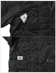 【アルファ】N-3Bフライトジャケット