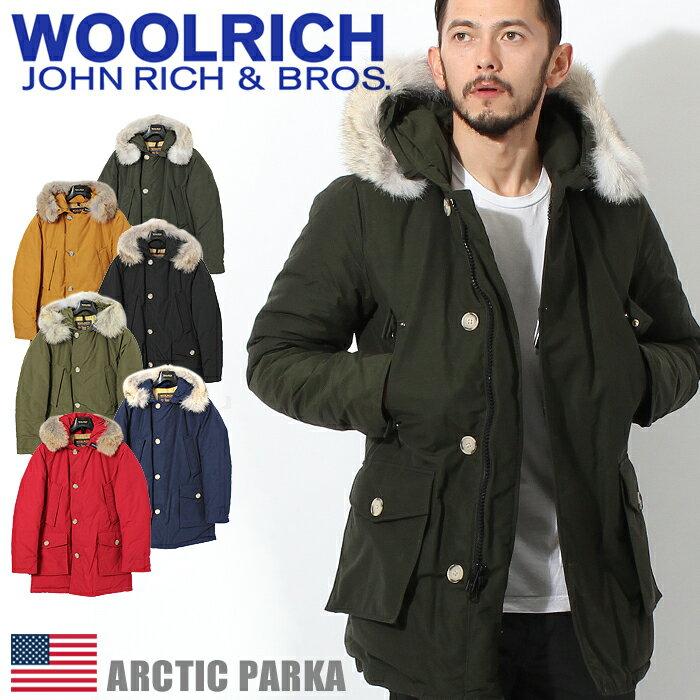 Woolrich Parka Df